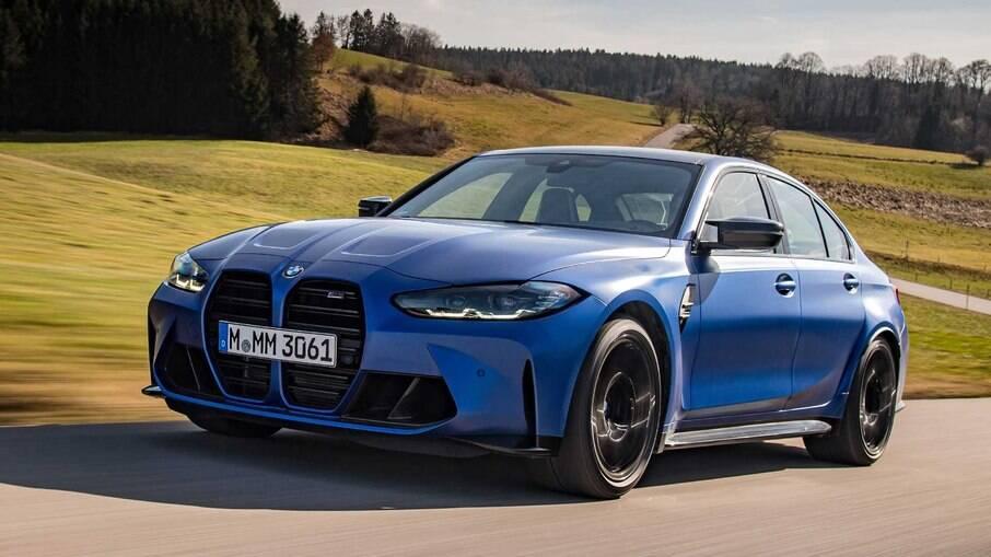 BMW M3 2021: pacote brasileiro ainda não foi confirmado; confira todos os detalhes