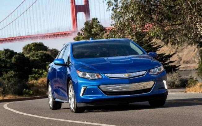 O Volt foi o primeiro elétrico da GM vendido em larga escala. Assim como o Chevrolet Cruze, sai de linha nos EUA