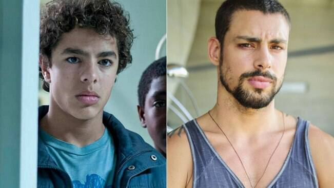 Mineiro será versão jovem de Cauã Reymond na TV