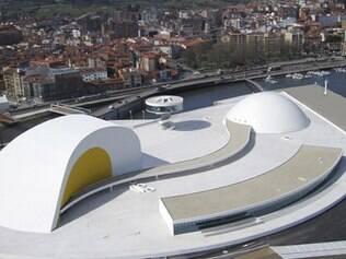 Centro cultural da cidade espanhola de Avilés fecha as portas menos de um ano depois de ser inaugurado