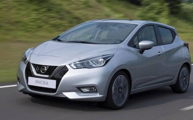 A nova geração do Nissan March é muito diferente do modelo nacional, tornando-se maior e muito mais equipada