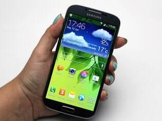 Galaxy S4, com conexão 4G, tem impulsionado vendas da Samsung em mercados maduros, como os EUA