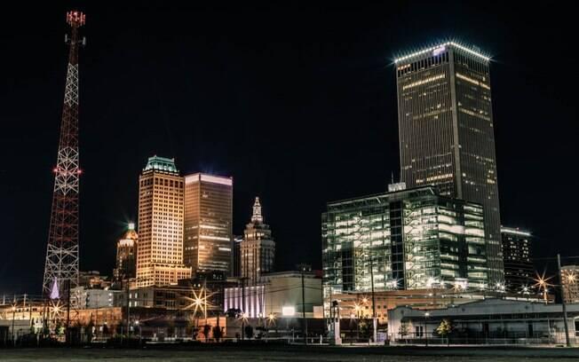Tulsa, cidade localizada em Oklahoma, é um contraste entre estilos, o que pode ser observado nos edifícios locais