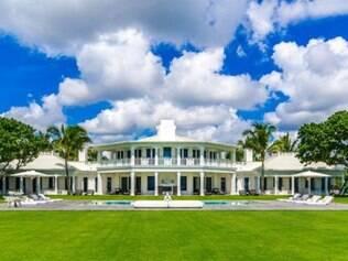 Casa foi comprada em 2010 para ser um refúgio da cantora com a família e amigos