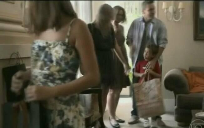 Último vídeo 'Momentos em Família'