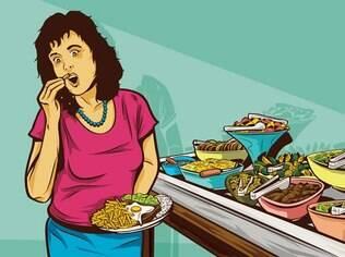 Restaurante: não é porque o ambiente é informal que vale tudo