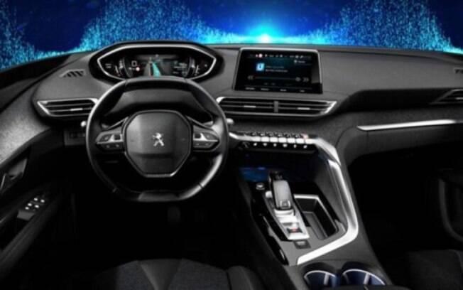 Será no Peugeot 3008 que a marca vai estrear o novo interior, chamada i-Cockpit.