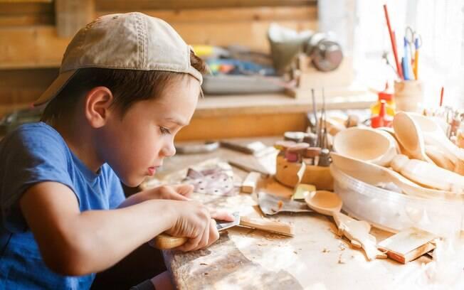 Manias das crianças nem sempre indicam problemas, mas os pais precisam estar atentos para perceber mudanças
