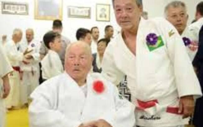 Shinohara. Foto: CBJ
