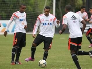 Jogadores do Flamengo intensificam treinamentos para mais um confronto pelo Brasileiro