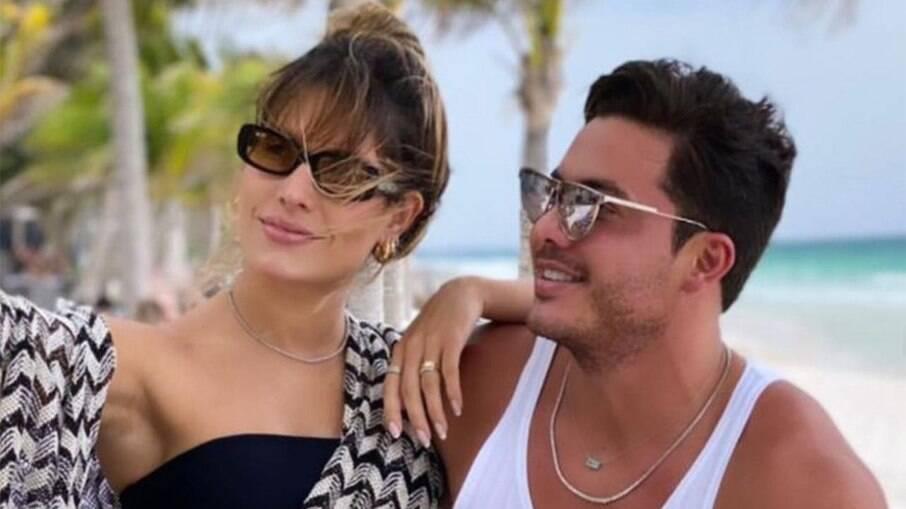 Wesley Safadão e Thyane estariam vivendo crise no casamento