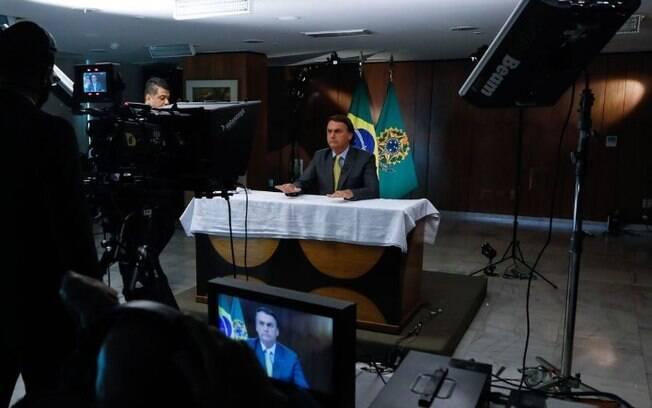 Bolsonaro é alvo de panelaço em Campinas durante pronunciamento