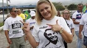 Ex-esposa de Bolsonaro tem dívida milionária com a União