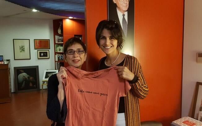 Manuela D'Ávila vai criar canal informativo de resistência e pede ajuda de apoiadores
