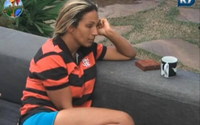 Valesca Popozuda diz que sentiu presença da amiga na casa