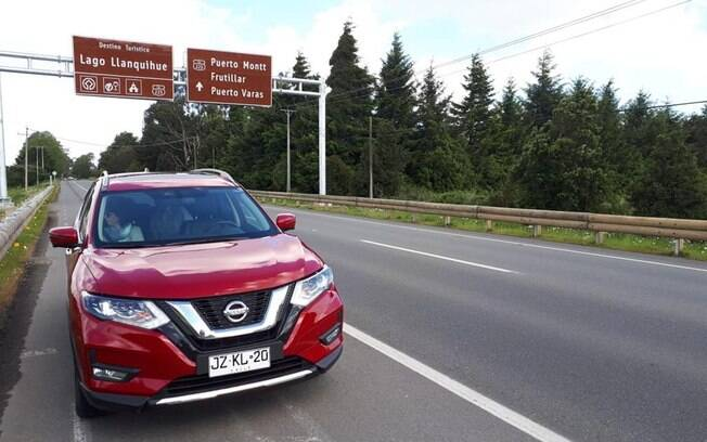 Nissan X-Trail 2.5 faz até 17 km/l na estrada