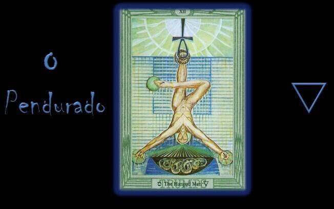 Previsão da semana no tarô - Arcano XII: O Pendurado