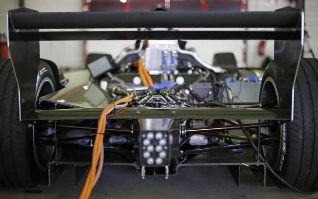 Fórmula E tem um único carro, o Spark-Renault SRT_01E construído por várias empresas do ramo