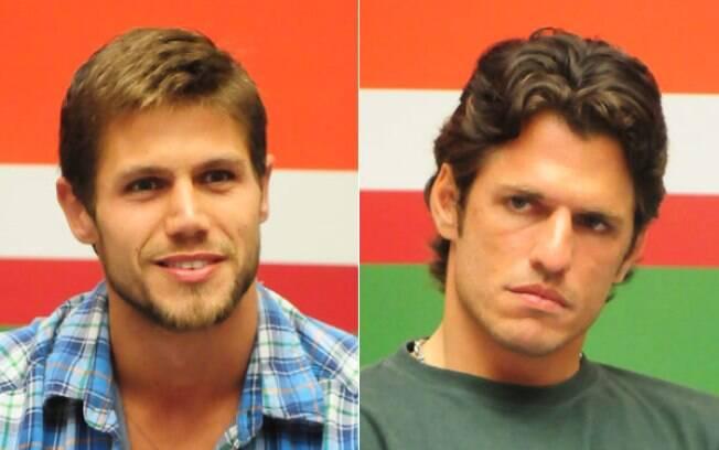 Jonas e João Maurício disputam a preferência do público