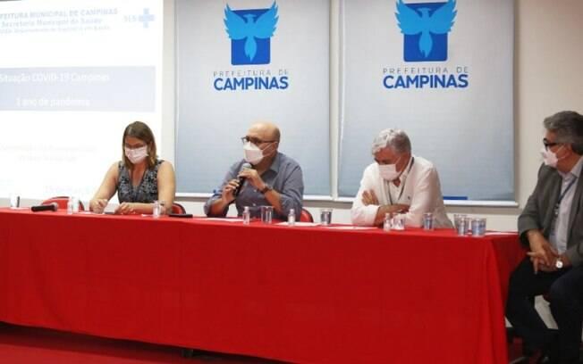 Dário se reúne amanhã para discutir lockdown com prefeitos da região de Campinas