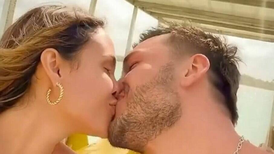 Sarah e Lucas Viana