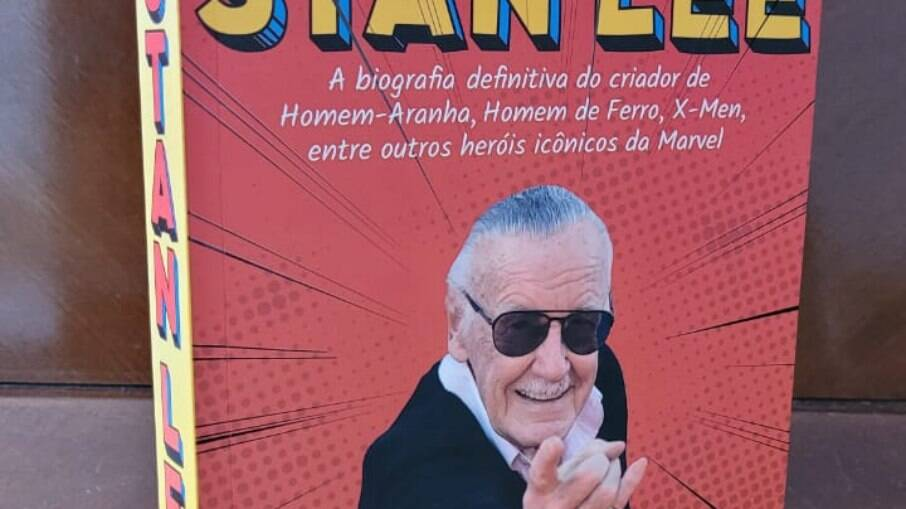Stan Lee, o mago por trás dos super-heróis da Marvel, ganha biografia definitiva