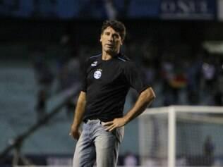 Renato Gaúcho levou o Grêmio ao vice-campeonato brasileiro, mas não renovou