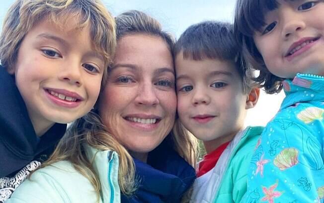 Luana Piovani%2C Dom%2C Bem e Liz