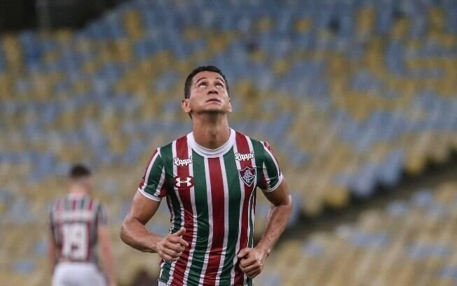 O Fluminense segue sem o meia Paulo Henrique Ganso, machucado, mas terá o artilheiro Pedro no banco de reservas