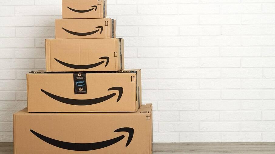 Amazon.com.br lança entrega Prime gratuita em um dia para mais de 50 cidades