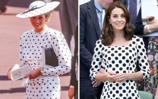 Diana e Kate Middleton