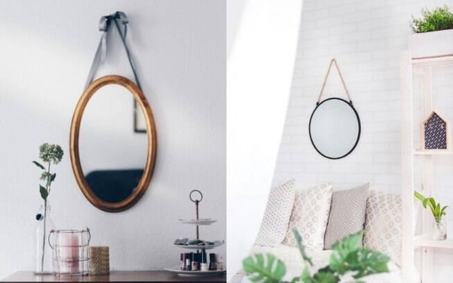 Arquiteta dá dicas de como usar o espelho na decoração da casa e explica quais cuidados ter com a peça no dia a dia