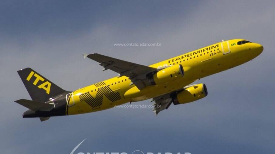 Itapemirim fez 14 voos de certificação