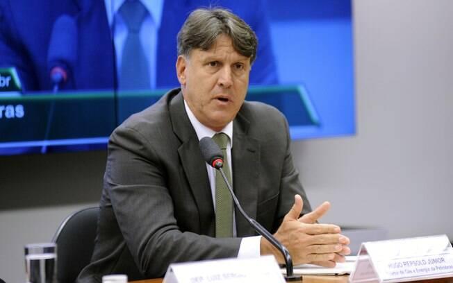 Audiência pública para ouvir o diretor de Gás e Energia da Petrobras, Hugo Repsold Júnior