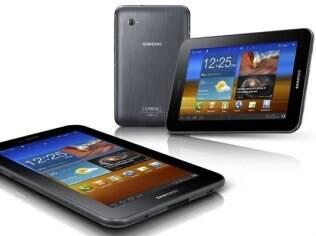 Samsung Galaxy Tab 7.0 Plus ainda não tem o preço divulgado