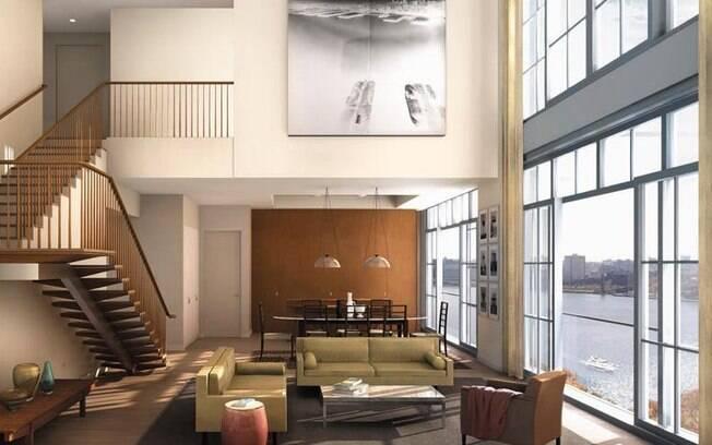 Apartamentos Em Nova York T M Elevadores De Carros Empresas Ig