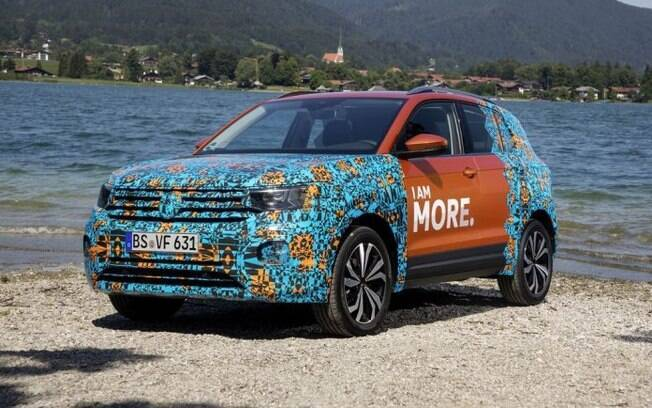 Volkswagen T-Cross é um dos SUVs do Salão do Automóvel, e chegará às lojas no início de 2019