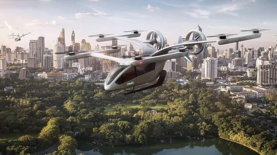 A parceria tem como objetivo desenvolver modelos operacionais para a ampla acessibilidade da Mobilidade Aérea Urbana (UAM)
