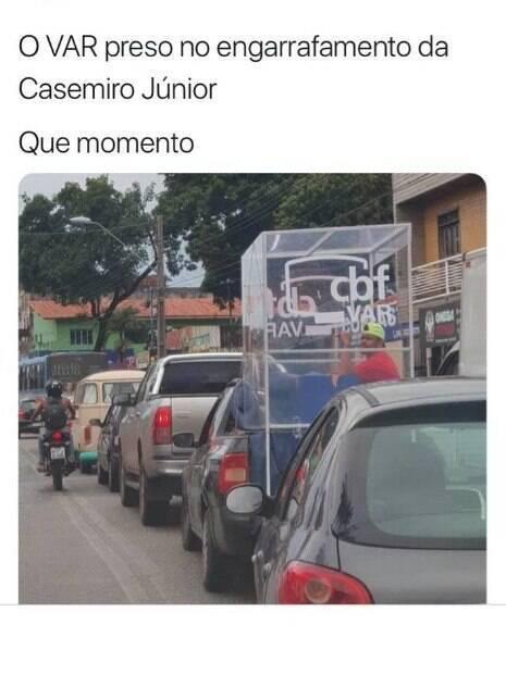 Memes do VAR%2C o árbitro de vídeo