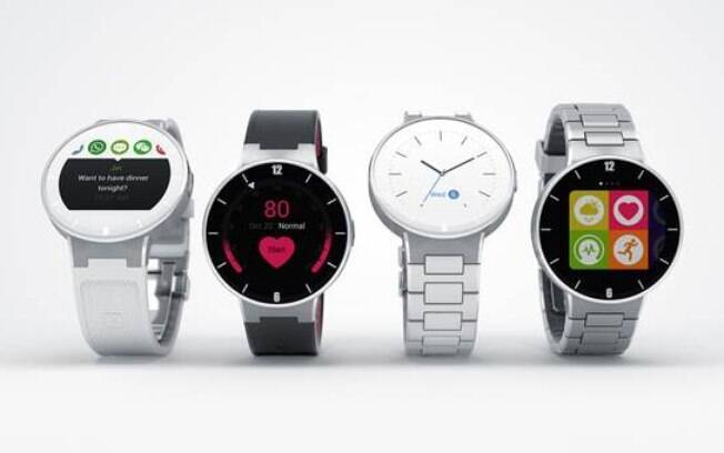 Alcatel Onetouch Watch tem quatro modelos e preço de US$ 149
