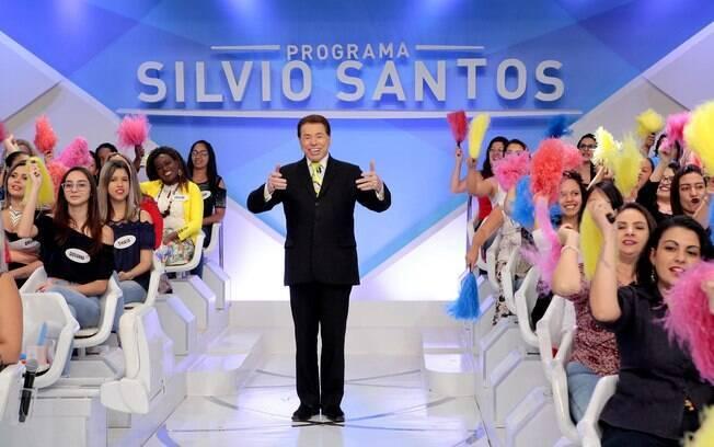 Silvio Santos comemora 60 anos como apresentador de TV