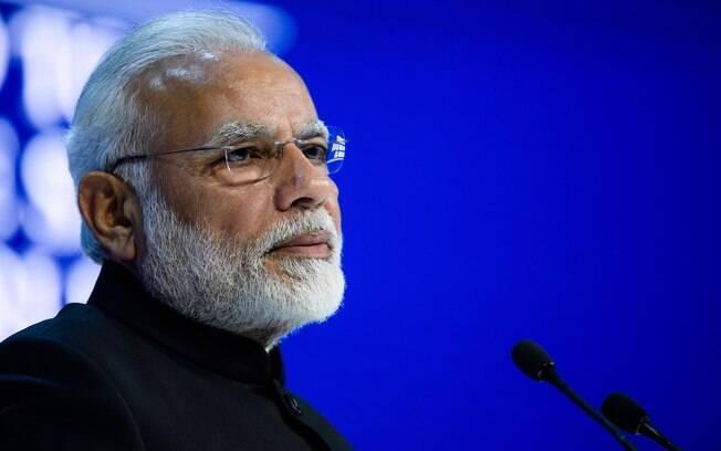 Narendra Modi, primeiro-ministro da Índia, pediu reunião de emergência após revolta nacional contra os casos de estupro