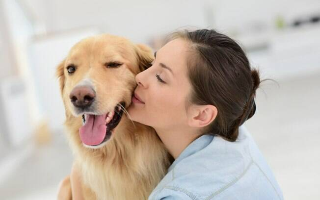 Os animais são um estímulo para a pessoa com depressão seguir em frente e superar a doença