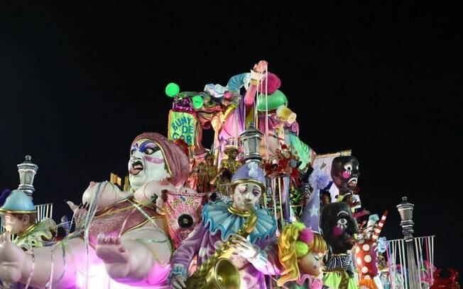 Mangueira foi campeão do Carnaval do Rio em 2019