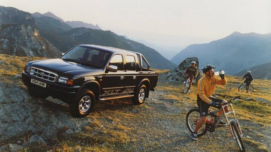 Ford Ranger feita na Tailândia era uma Mazda Serie B, já que a marca americana chegou a ter 33% da japonesa