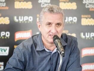 Eduardo Maluf disse que Atlético já procurou respostas com a Fifa, que pediu ao clube que aguardasse momento oportuno