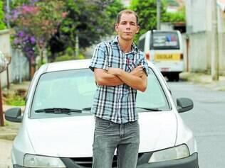 Na Justiça. O eletricista Daniel Alves da Silva teve o carro furtado há mais de dois meses e até hoje não recebeu a indenização