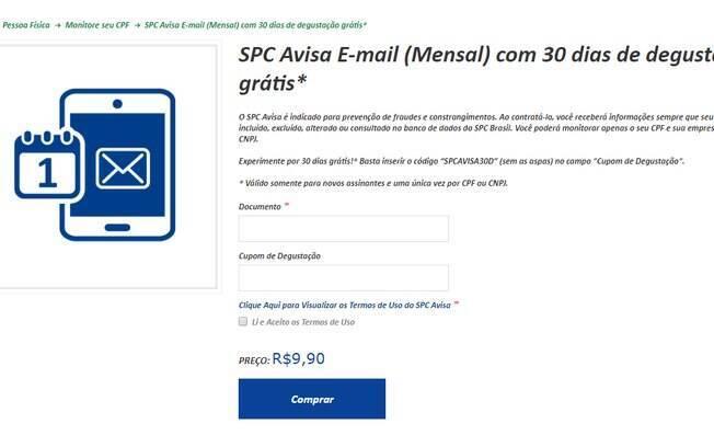 SPC Avisa promete auxiliar o consumidor combatendo a fraude