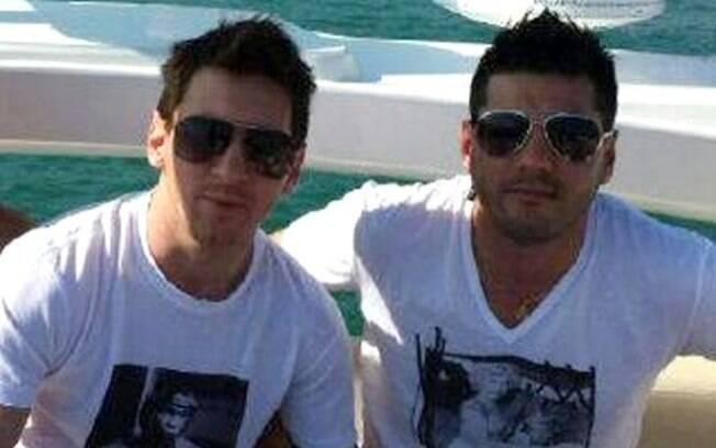 Matias Messi, de 35 anos, tem um histórico negativo e está sempre envolvido em casos policiais na Argentina