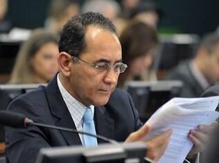O deputado João Paulo Cunha (PT-SP), condenado no julgamento do mensalão